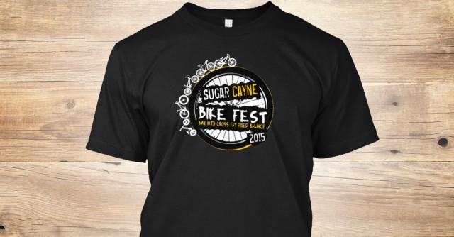 Sugar Cayne Bike Fest T-Shirt