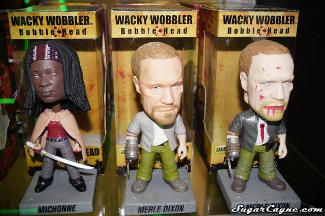 Wacky Wobblers Walking Dead