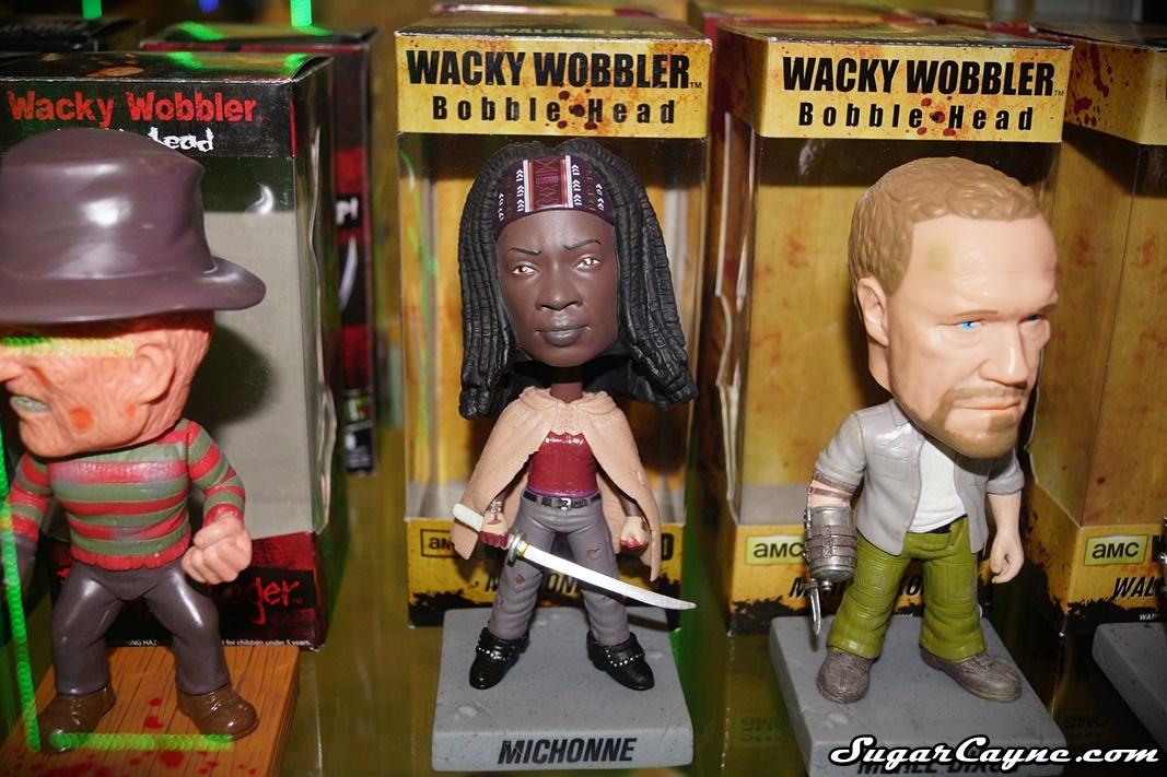 Walking Dead wacky wobblers