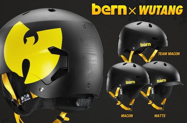 bern-x-wu-tang helmet