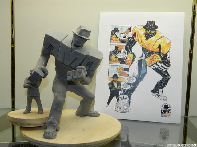 dmc vinyl statue, yes anime