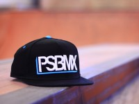 psbmx snapback, hat