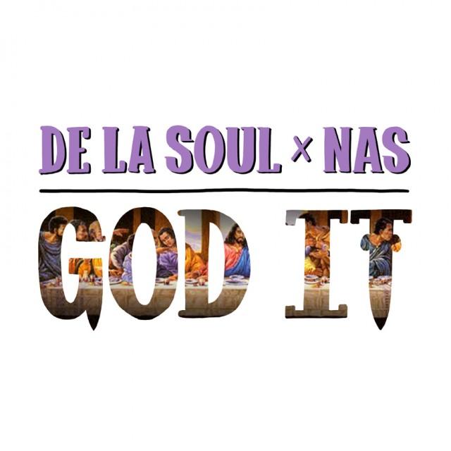 DeLaSoul-Nas-God It