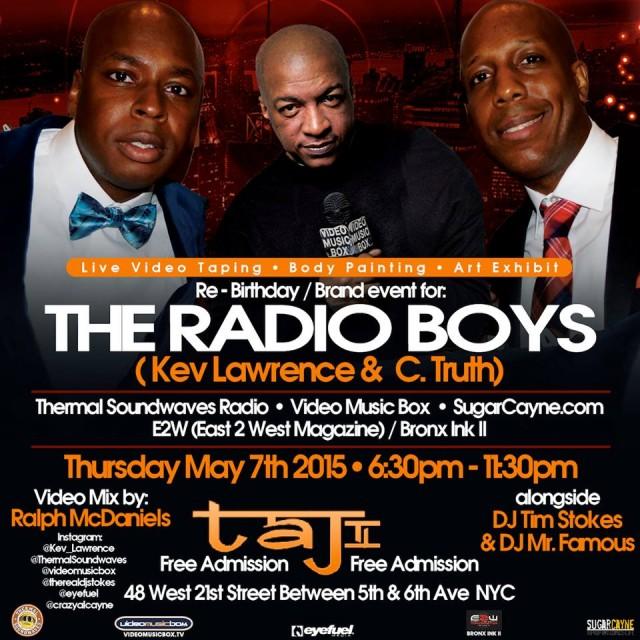 Radio Boys Party