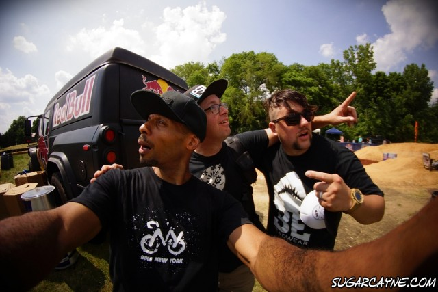 chris c olivier, crazy al cayne, berm burners (1)