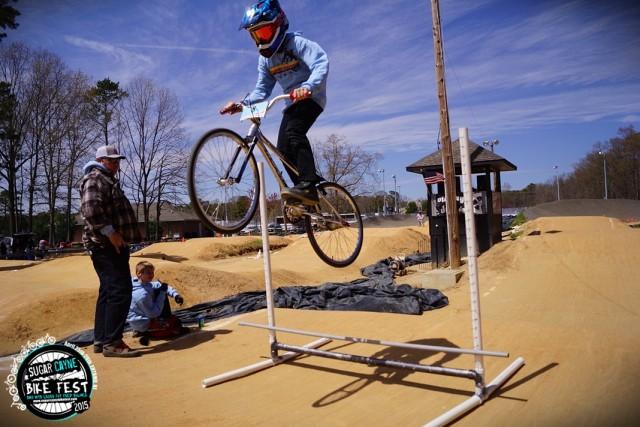 Sugar Cayne Bike Fest EHT, High Jump
