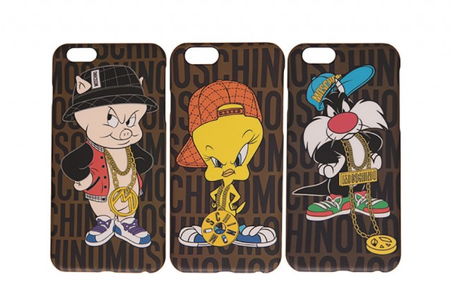 looney-tunes-x-moschino-iphone-cases