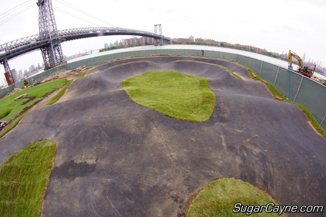 Brooklyn Bike Park, new