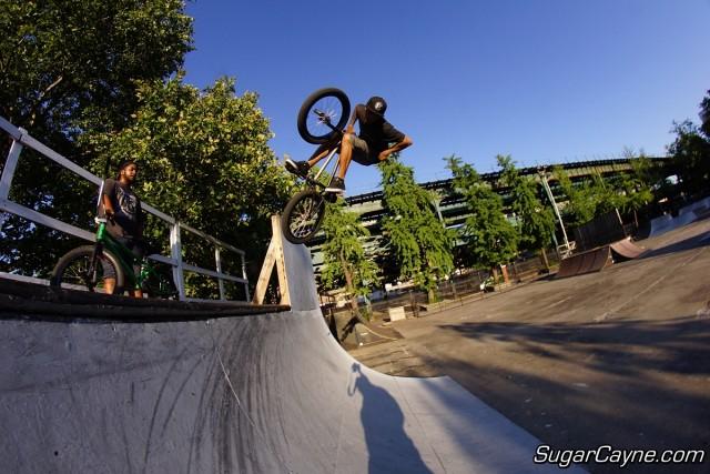 mullaly bike park, danny