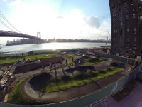 Brooklyn Bike Park new