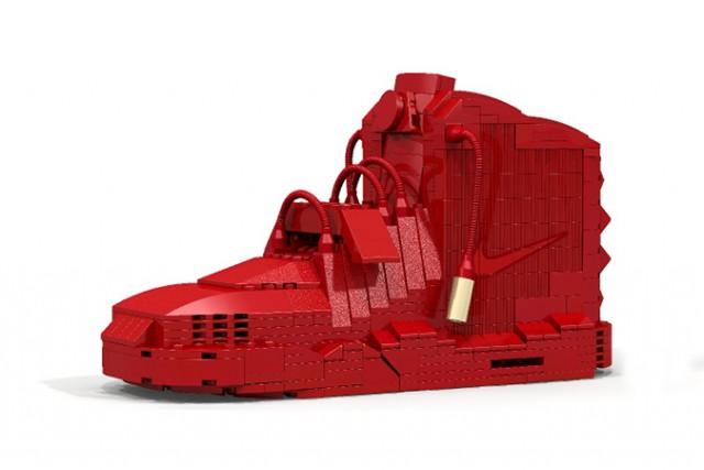 Nike Air Yeezy 2 Lego 2