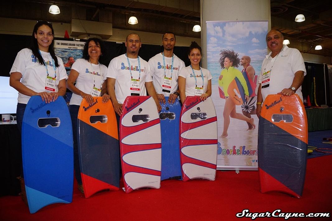 Snorkelboard