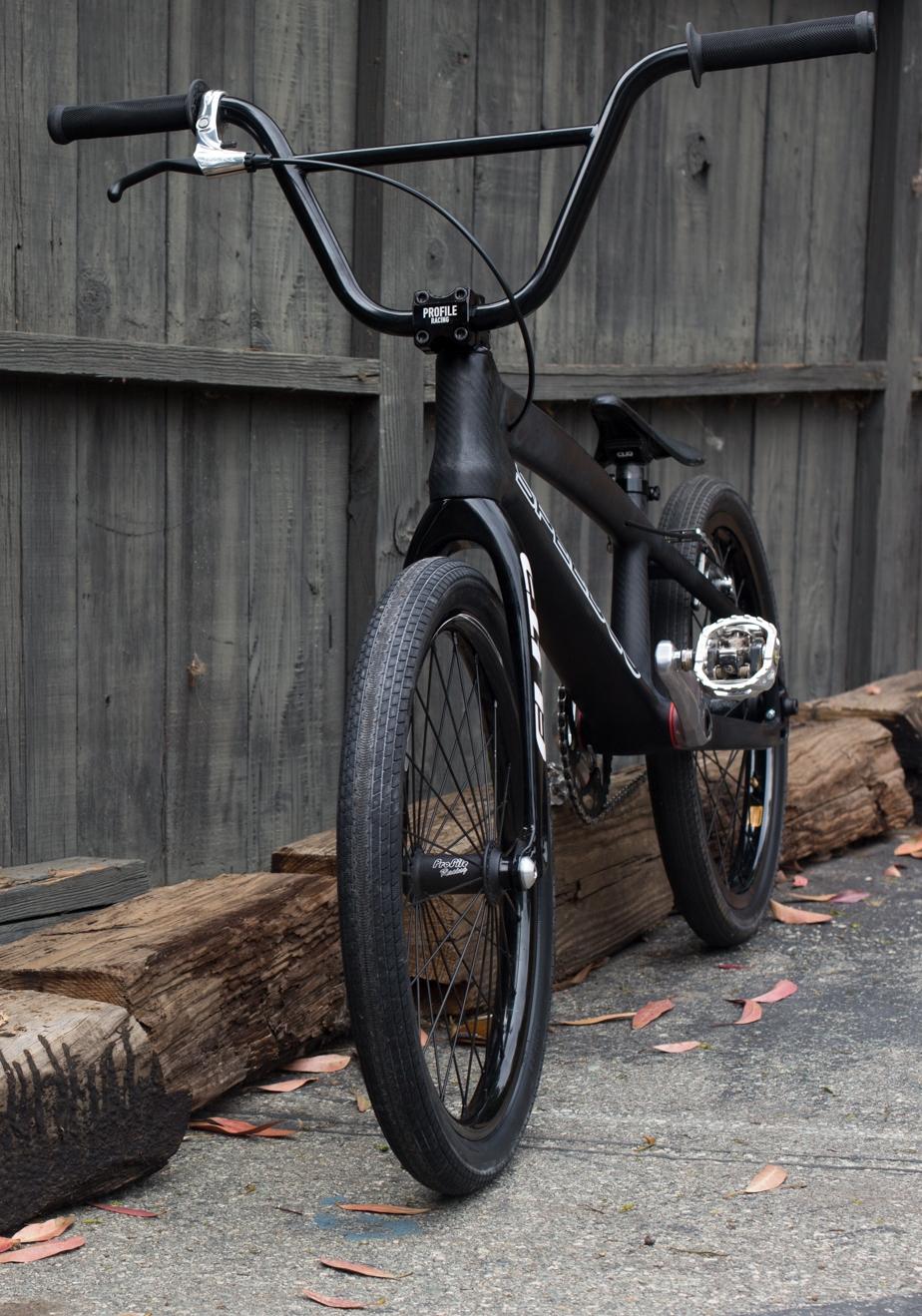 Speedco carbon BMX
