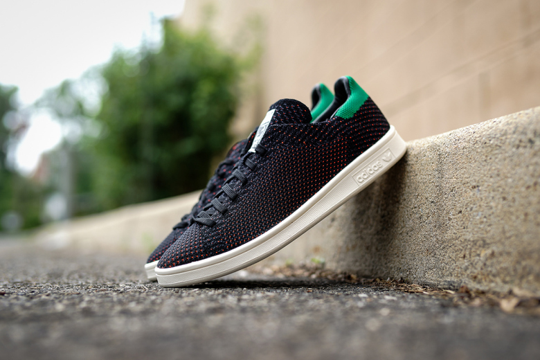adidas-stan-smith-primeknit-black-green-orange
