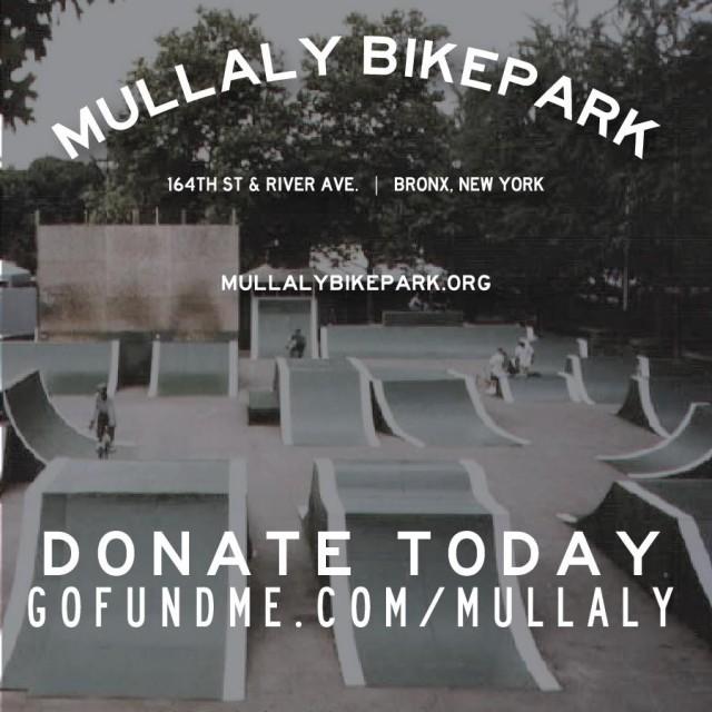 donate to mullay bikepark