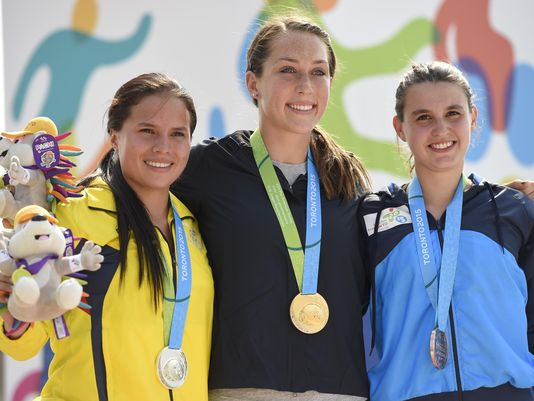 felicia stancil gold medal pan am games