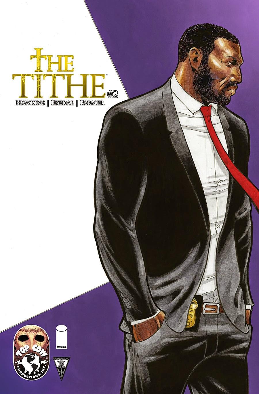 the tithe, comic book