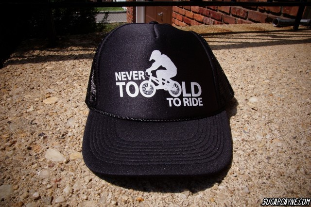DHD Wear Never too old