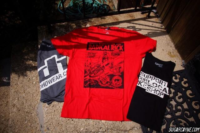 Radical Rick t-shirt