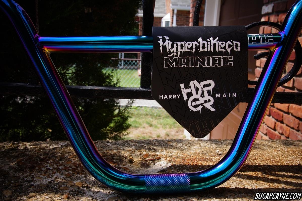 Mainiac Bars, Hyper bikes