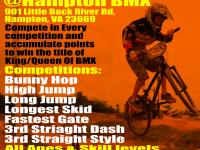 King Of BMX Flier