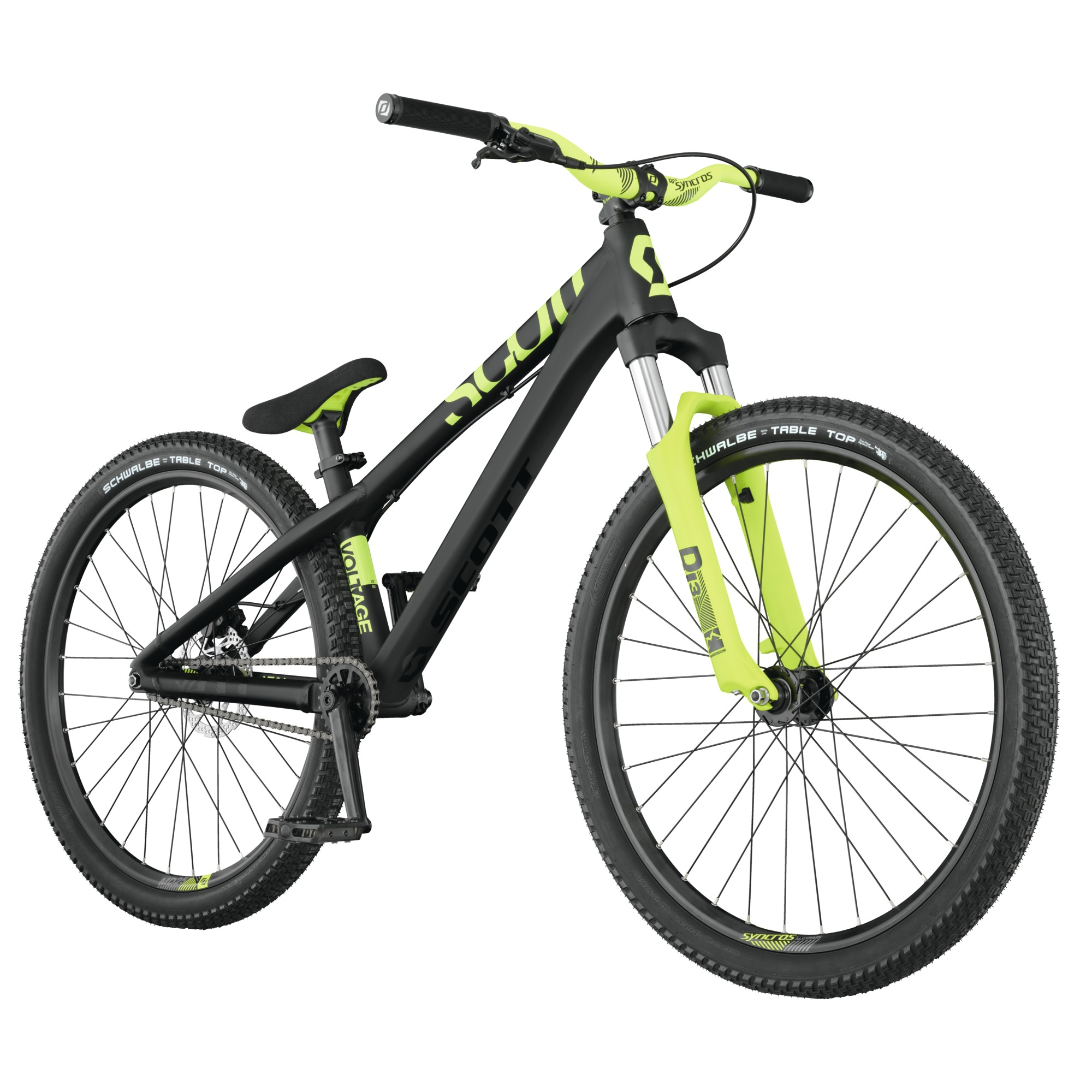 Scott Voltage YZ 0.1 dirt jumper
