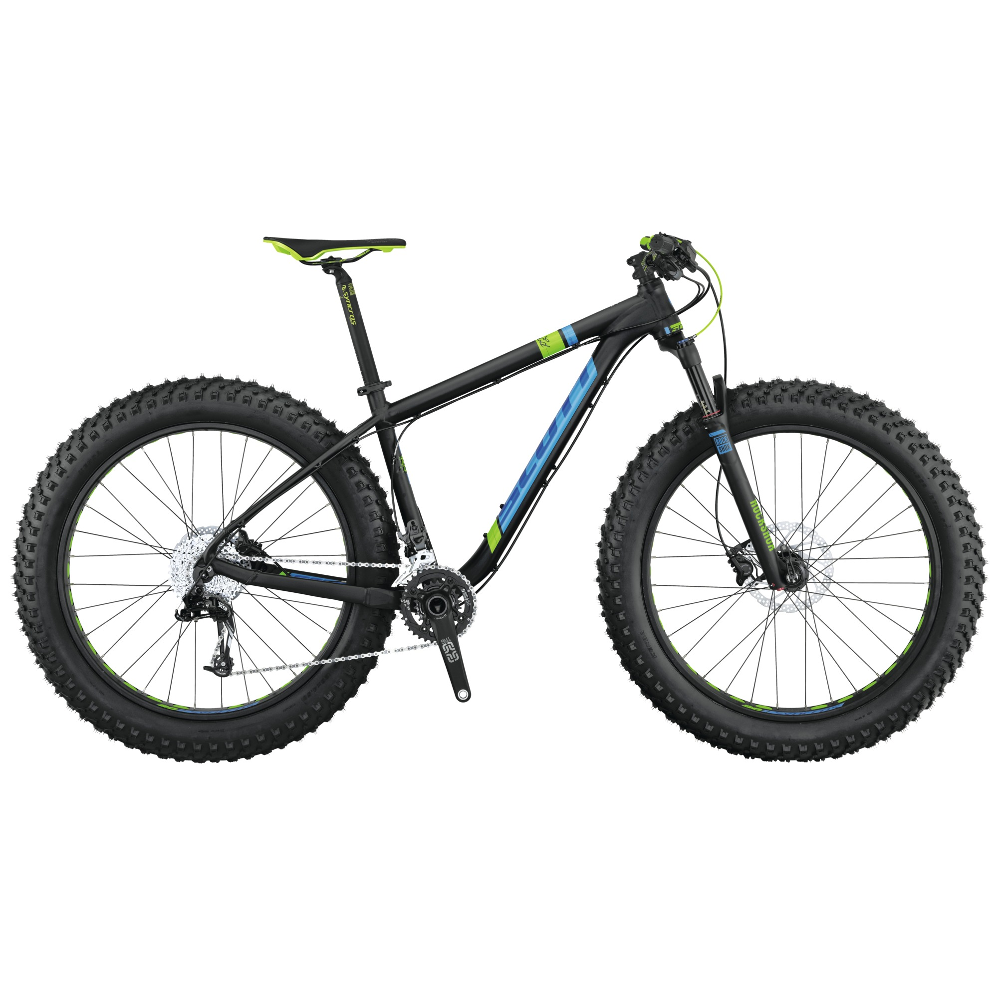 Scott fat bike