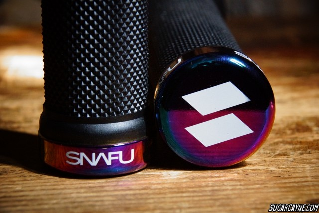 Snafu Anorexic Lock on Grips (5)