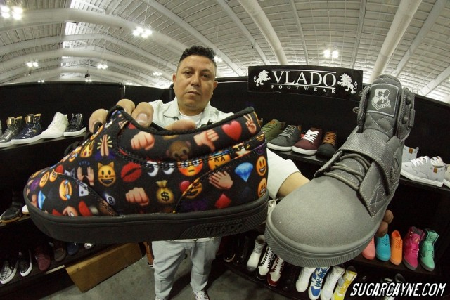 Vlado Footwear, Hector Mendez