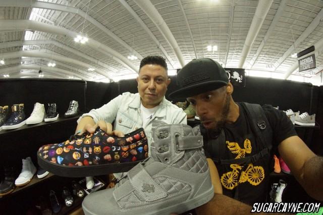 Vlado Footwear, crazy al cayne