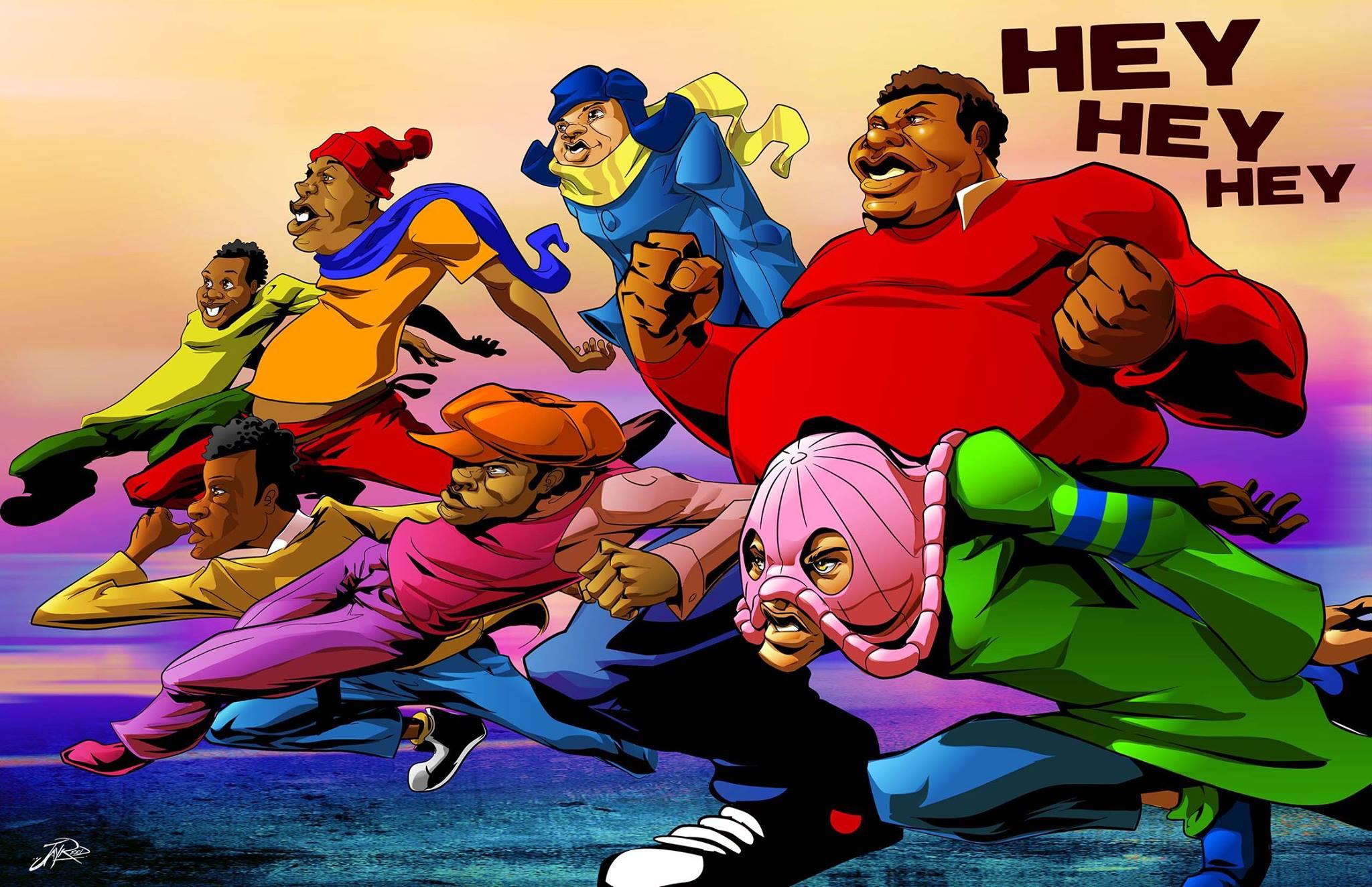 Fat Albert Super Hero