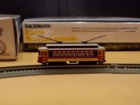 bachmann trains reversing trolly