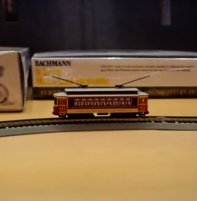 bachmann trains reversing trolly