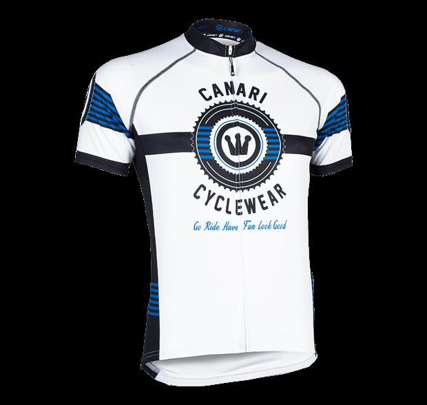 canari cyclewear, race shirt