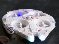 millennium-falcon drone