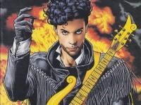 prince comic book