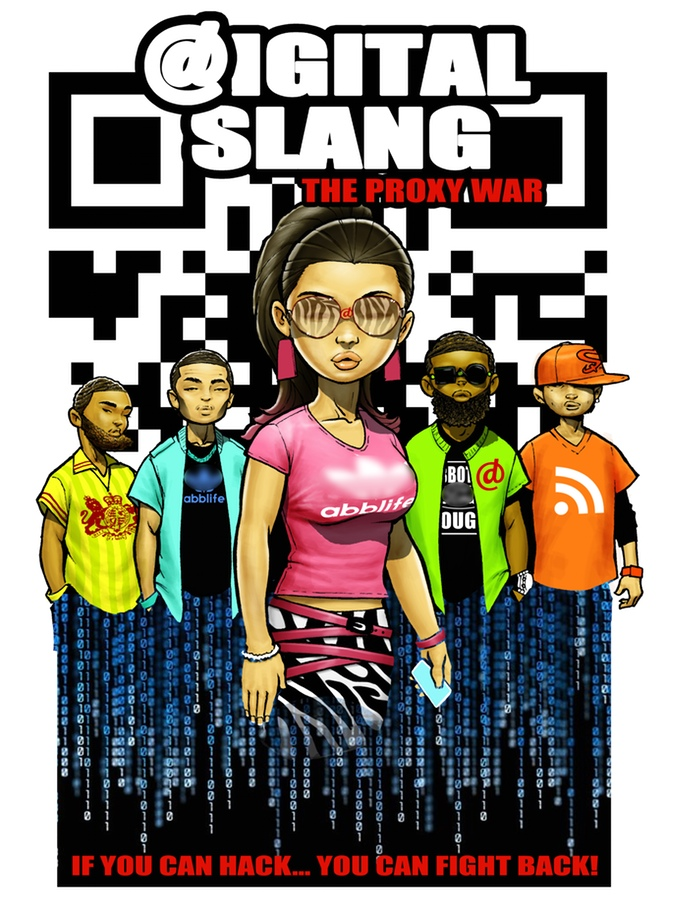 Digital Slang cover