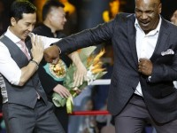 donnie yen, mike tyson, ip man 3
