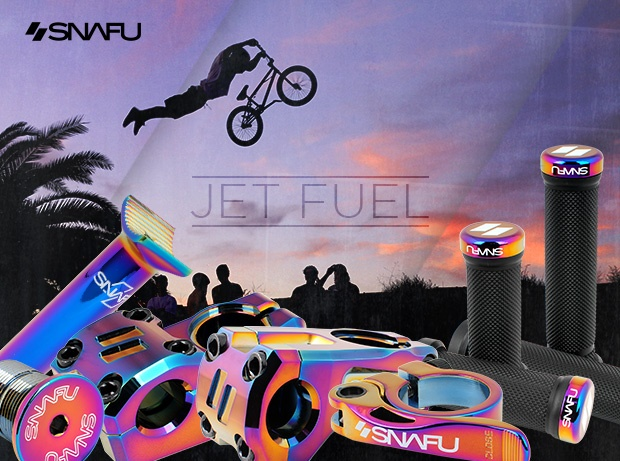 Snafu Jet Fuel Ad