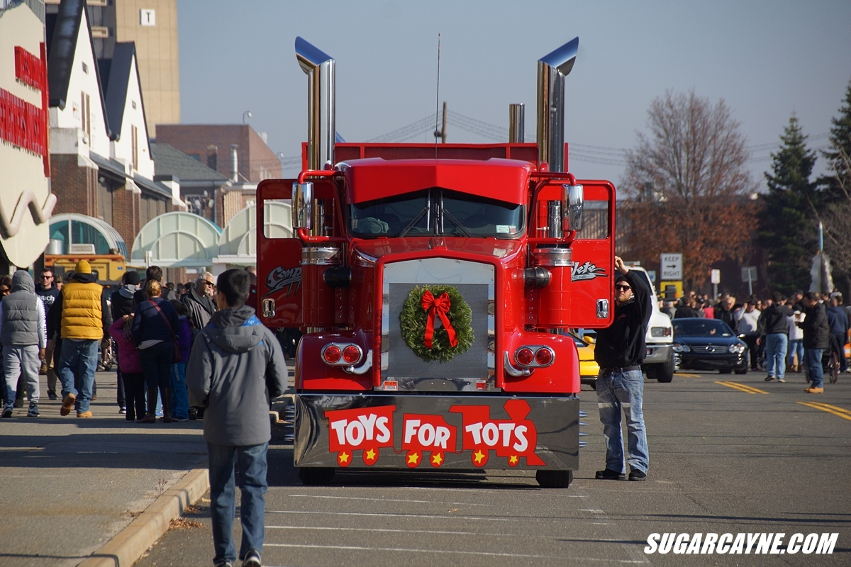 Glen Cove Toy For Tots : Toys tots martino auto concepts sugar cayne