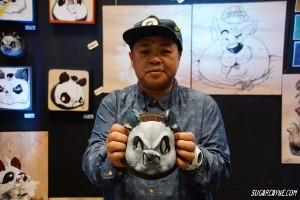 Woes Martin, Angry Panda