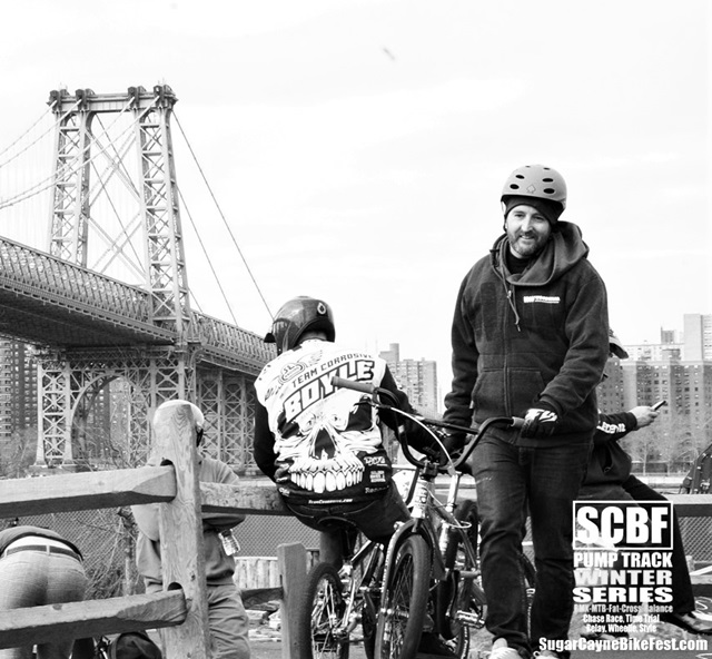 Mike Wikan, Brooklyn Bike Park