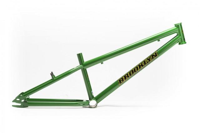 BK Machine Works Cruiser green