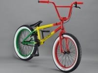 Mafia Bikes Kush 2, Rasta