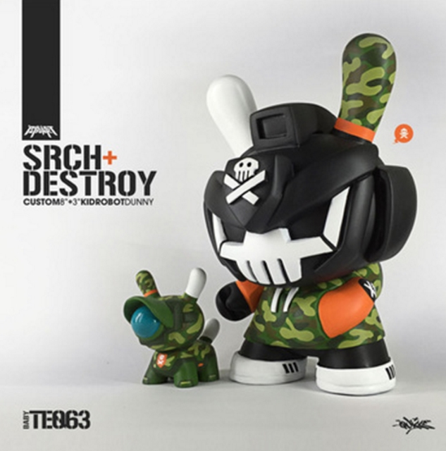Quiccs SrCh and Destroy