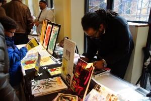 black comic book festival, jamar nicolas