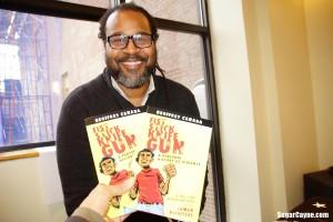 jamar nicolas, black comic book festival