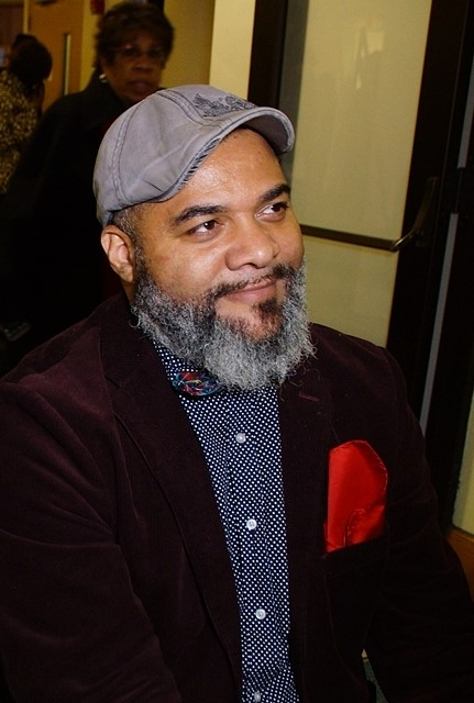 Tim Fileder, 4th Annual Black Comic Book fest