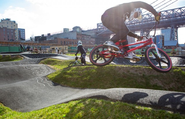crazy al cayne, brooklyn bike park