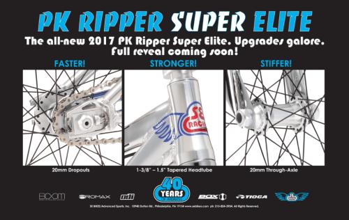PK Ripper 2017